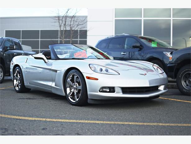 2010 Chevrolet Corvette Base Outside Metro Vancouver