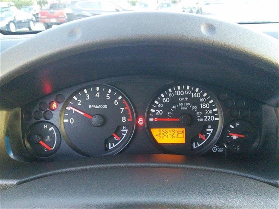 2007 Nissan Frontier Se V6 Outside Alberni Valley Alberni