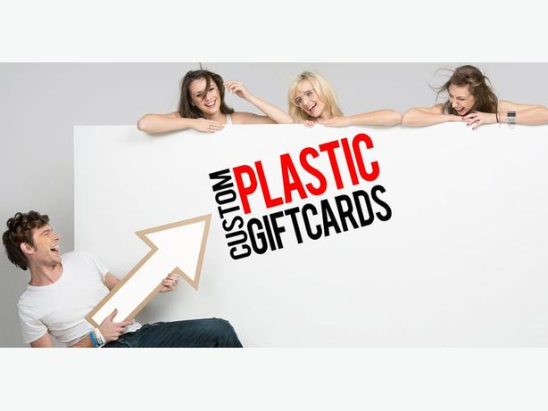 Plastic Business Cards and Gift Card printing in Calgary - Creative Factor