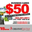 Banner Printing in Calgary with Creative Factor Banner Printing