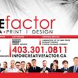 Banner Stand Printing Services in Calgary At Creative Factor Print