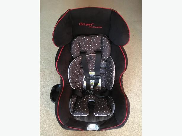 obo first years convertible car seat central saanich victoria. Black Bedroom Furniture Sets. Home Design Ideas