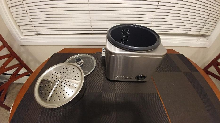 Cuisinart rice cooker steamer south regina regina for 100 rice terrace drive columbia sc