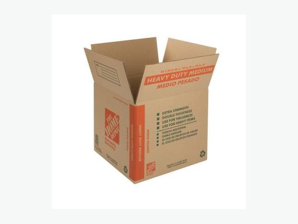 Moving Boxes For Sale Like New Used Once Victoria City