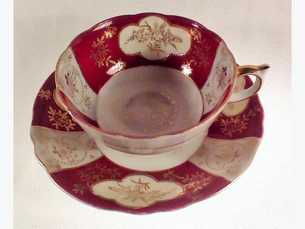 Nippon Yoko Boeki teacup & saucer