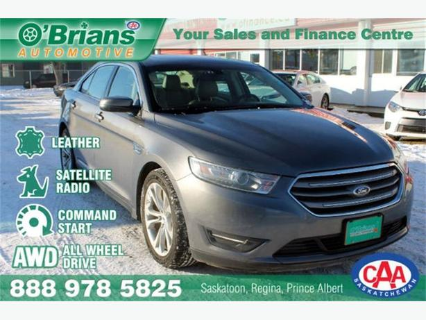 2013 Ford Taurus SEL - AWD CMD START LEATHER