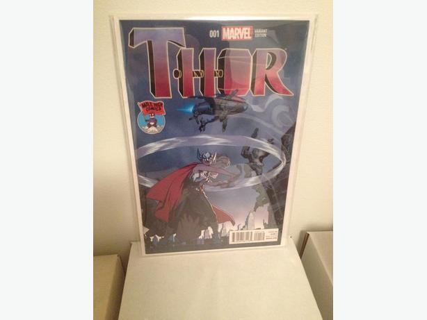 THOR #1 Mile High Comics Variant