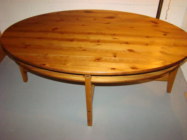 Coffee Table Used Nanaimo Pine Coffee Table Outside Nanaimo Nanaimo MOBILE