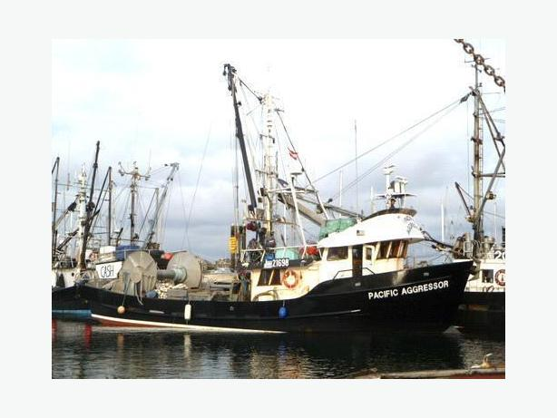 Commercial Fishing Boat - Seiner - 1975 Steel 65' - Pacific Aggressor