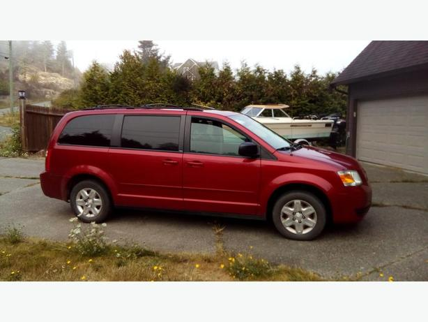 2009 dodge grand caravan stow and go outside victoria victoria. Black Bedroom Furniture Sets. Home Design Ideas