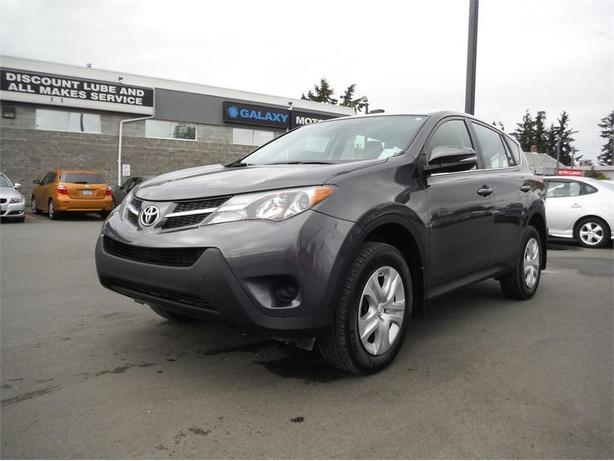2015 toyota rav4 le awd bluetooth accident free alloy outside victoria victoria. Black Bedroom Furniture Sets. Home Design Ideas