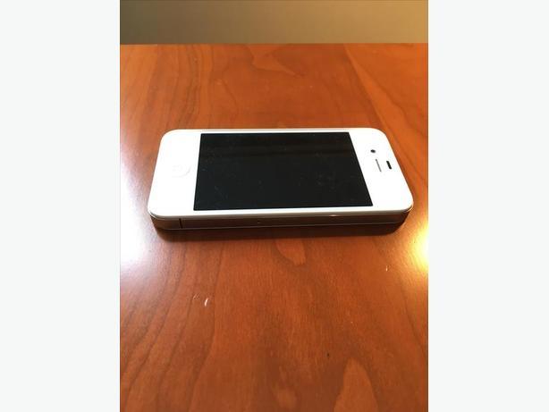Iphone 4 white 8gb