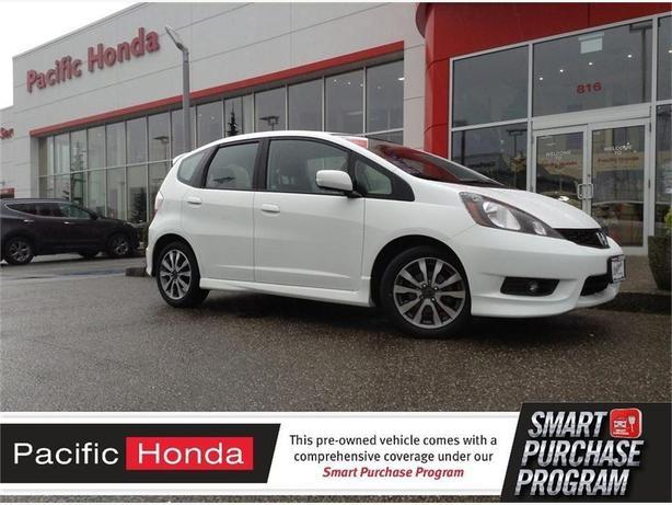 2013 Honda Fit LOCAL BEAUTIFUL WHITE W/ ZERO (0) CLAIMS