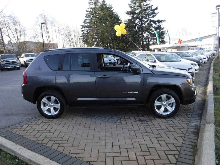 2016 Jeep Compass High Altitude 4wd Leather Pwr Moonroof