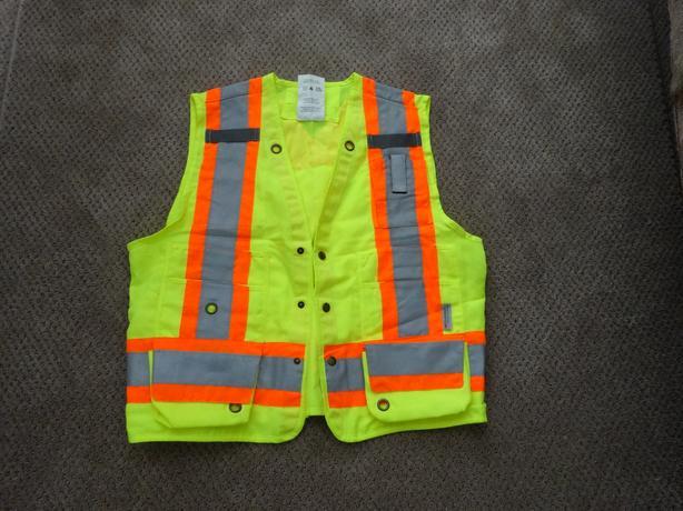 Hi Viz CSA XL Vest