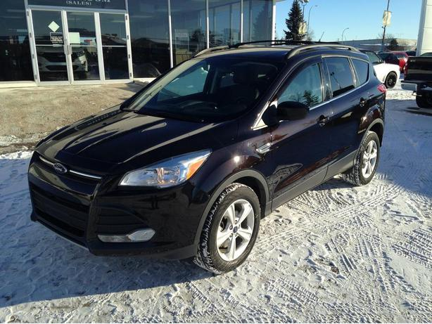 2013 Ford Escape SEL - AWD, LEATHER - LOW Km!