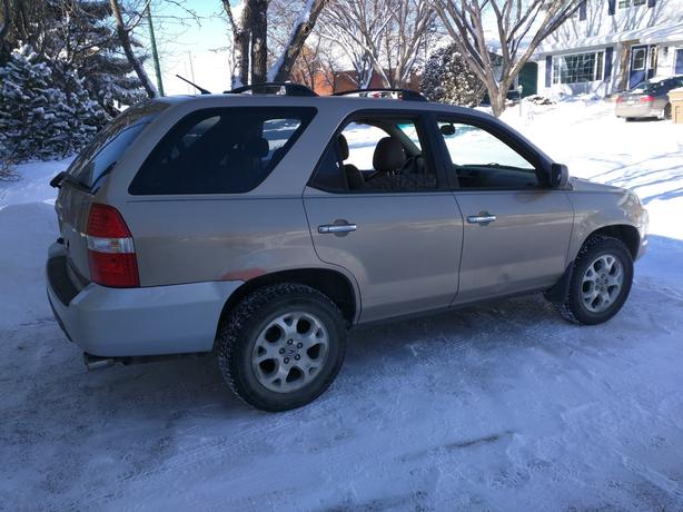 2001 Acura mdx South Regina, Regina - MOBILE