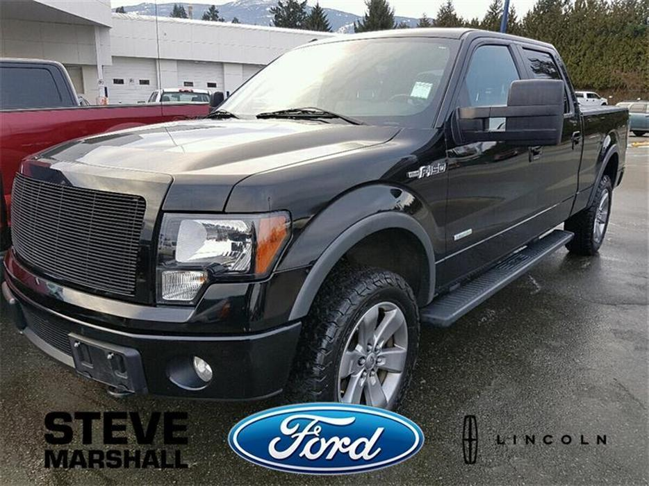 2011 ford f 150 lariat fx4 outside victoria victoria. Black Bedroom Furniture Sets. Home Design Ideas