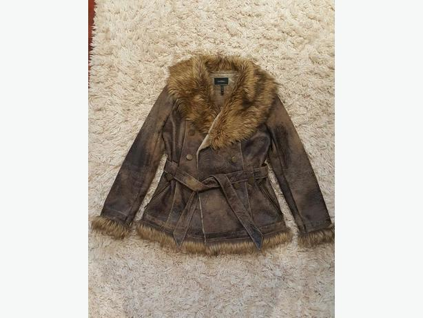 Le Chateau Faux-Shearling Jacket