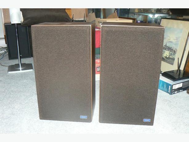 hitachi speakers. \u00272\u0027 very nice 1970\u0027s hitachi speakers · \u0027