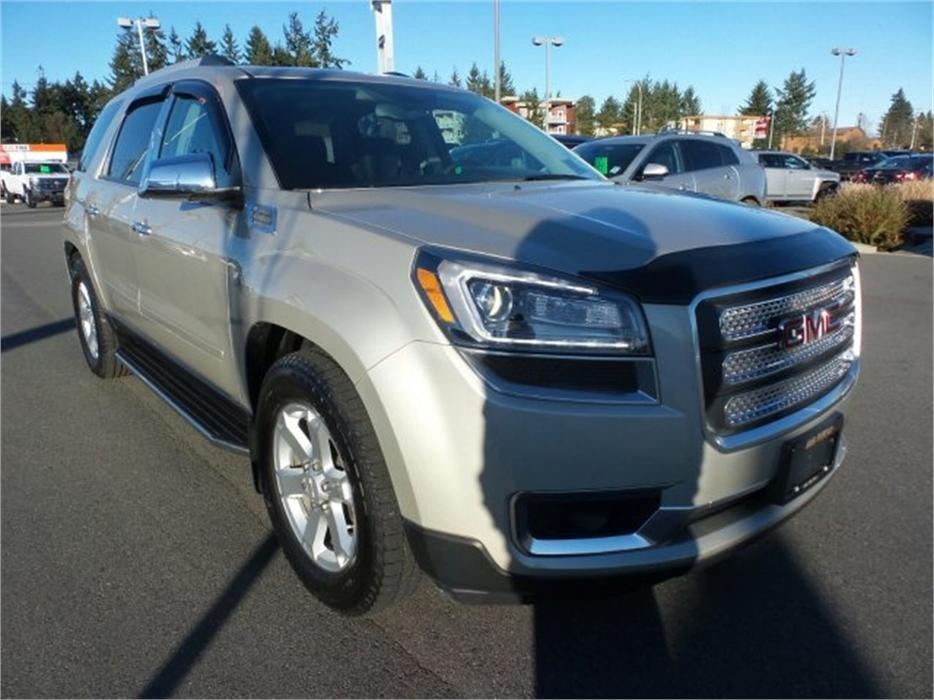 2014 gmc acadia sle2 awd w trailering package outside victoria victoria. Black Bedroom Furniture Sets. Home Design Ideas