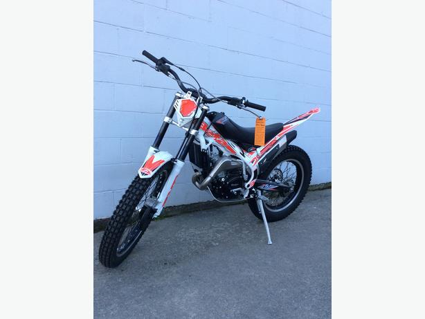 2016 Beta Trials EVO300 2-stroke