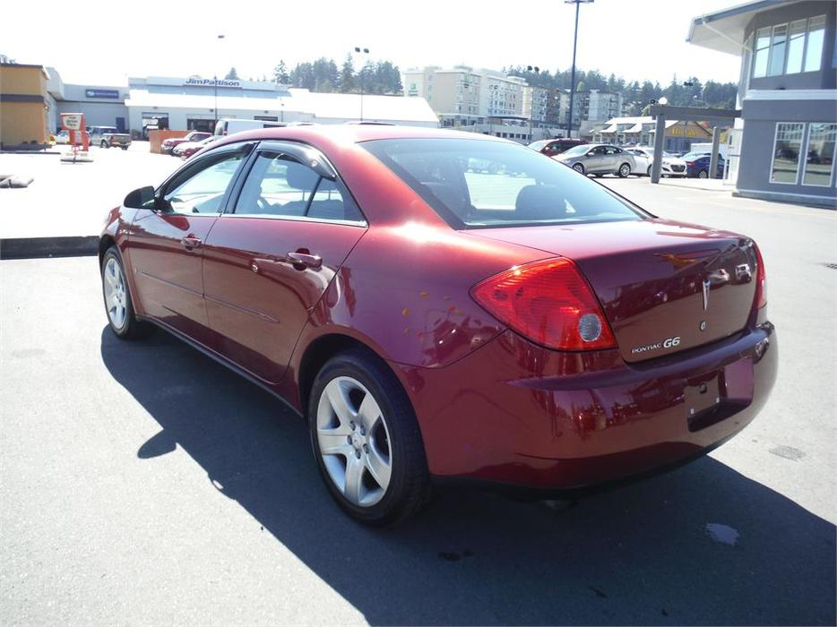 Galaxy Motors Courtenay >> 2008 Pontiac G6 SE - Accident Free, BC Only, Alloy Outside ...