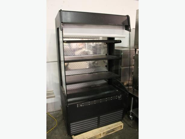 QBD Open Merchandiser & Undercounter Coolers