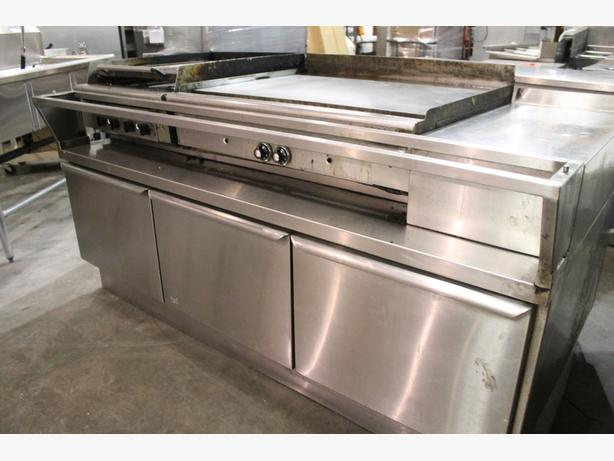 Quest Ranges & Fryers for Sale