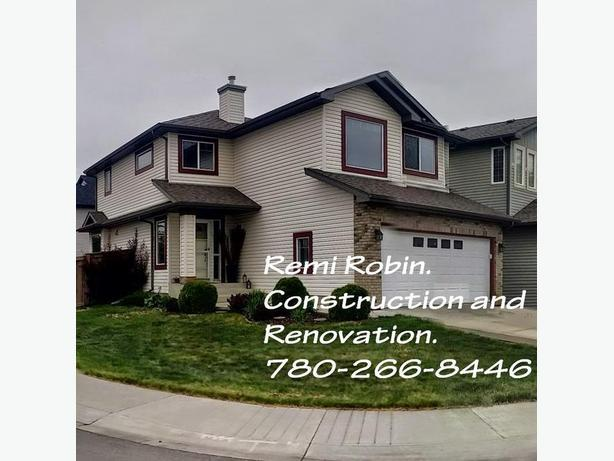 All home and office construction projects! 780-266-8446