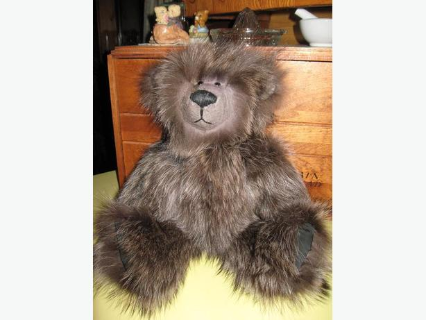 Racoon Fur Bear