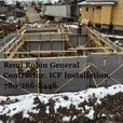 Nudura®  ICF Installation. 780-266-8446