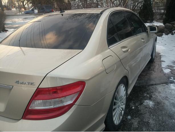 Mercedes C250 4MATIC CERTIFED