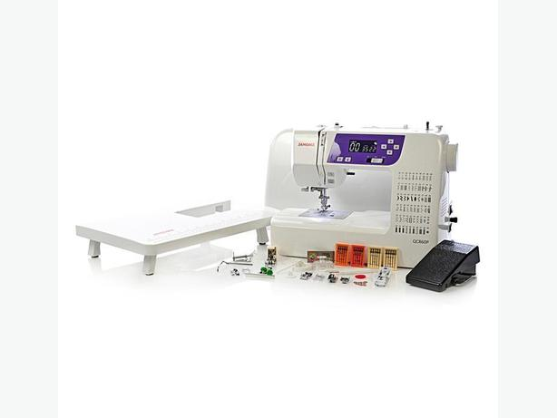 Special Purchase Janome Computerized Sewing Machine