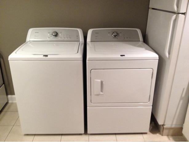 Maytag Bravos Washer And Dryer Oak Bay Victoria