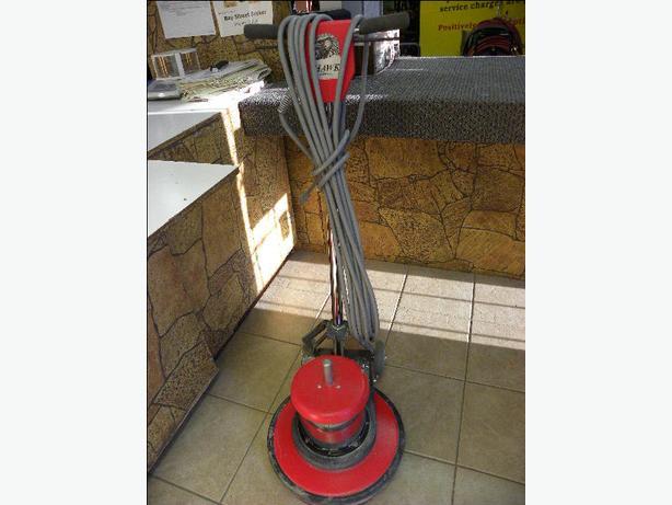 Hawk 17 inch xtra heavy duty floor machine victoria city for 17 inch floor machine