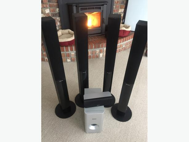 Pioneer home theatre speakers