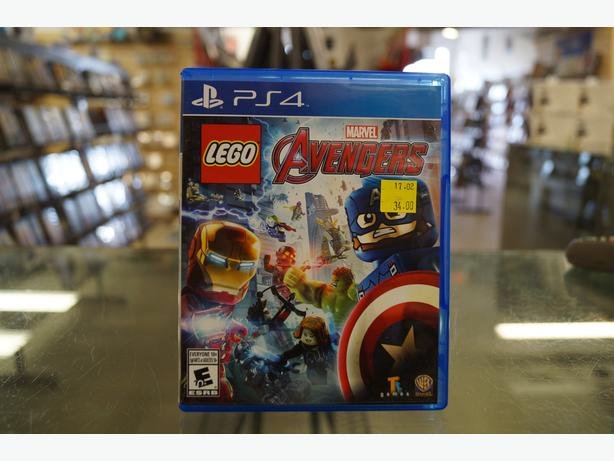LEGO Marvel's Avengers for PS4 Available Now at GameCycle ...