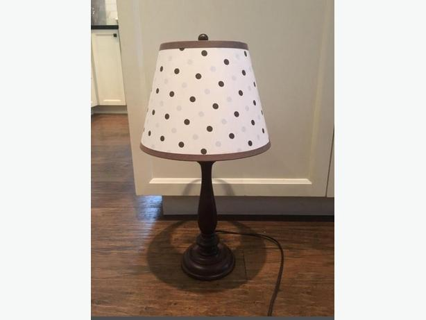 Restoration Hardware Table Lamp Saanich Victoria