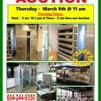 Restaurant Equipment Auction Thursday March 9th 11