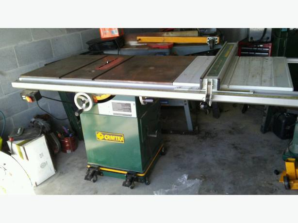 10 table saw with dust collector for sale central ottawa for 10 inch table saws for sale