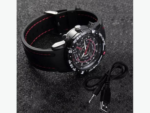 Cool and stylish watch with built in video camera
