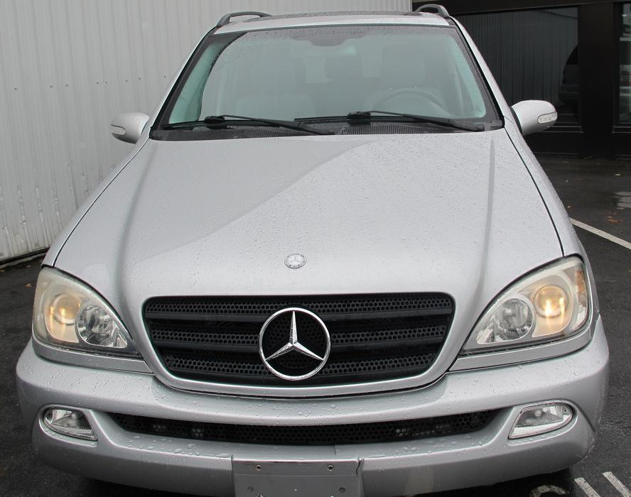 2004 Mercedes Benz Ml 350 With 7 Passenger 2 To Choose