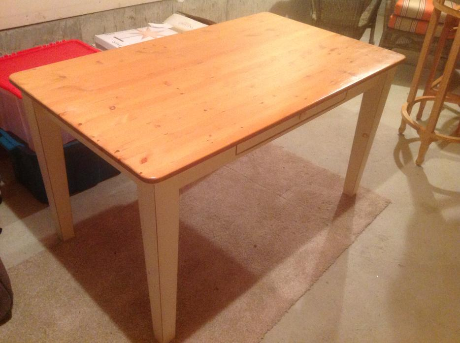 Custom kitchen table malahat including shawnigan lake mill bay victoria - Custom kitchen table ...