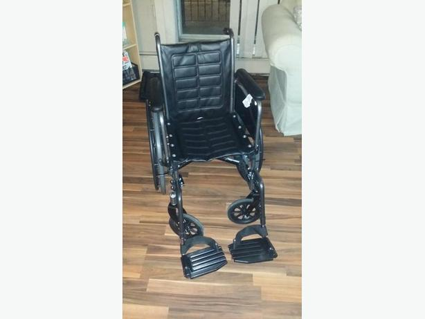 "*LIKE NEW* Invacare Tracer EX2 16"" Wheelchair"