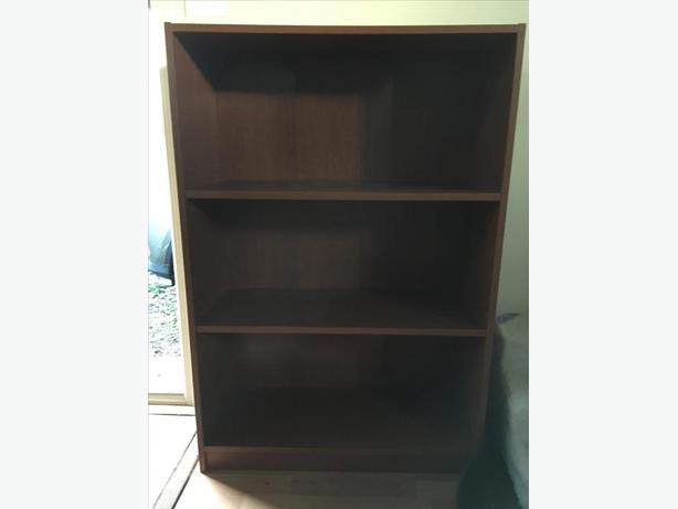 Small 3 Shelf Bookcase Victoria City Victoria