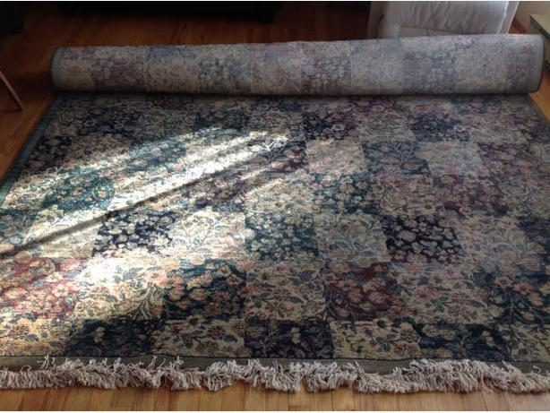 Authentic Rug From Jordans North Saanich Sidney Victoria