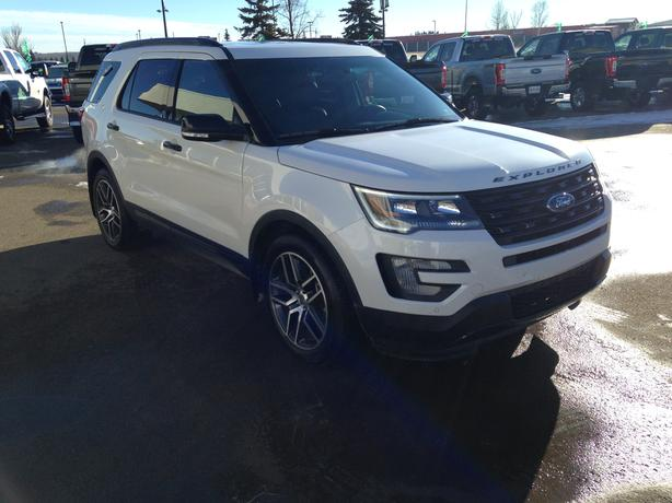 2016 Ford Explorer Sport - Save $$$ OFF NEW!