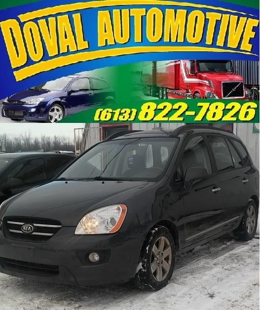 2008 Kia Rondo EX Hatchback-SAFETIED/ETESTED 822-7826