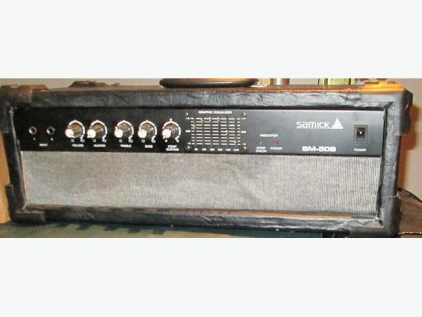 50 watts bass amp project. new price